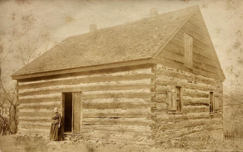 Emma Walters, Last Quaker in Catawissa
