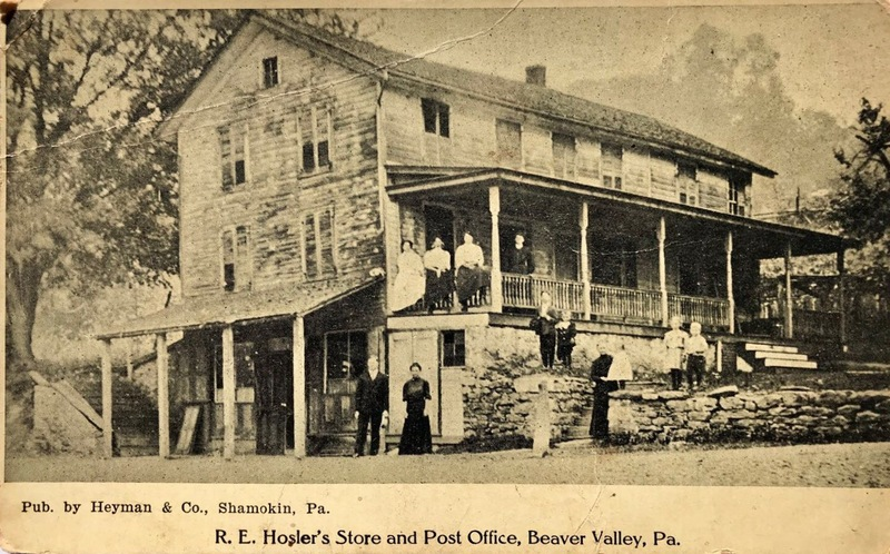 Hosler's Store and Post Office